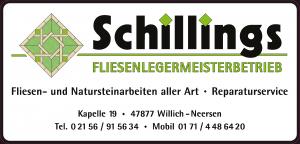 Schillings Fliesenleger 6