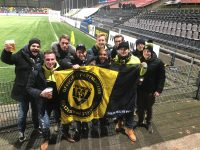 Letztes Hinrundenspiel in Krefeld