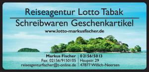 Reiseagentur Lotto Tabak Schreibwaren Geschenkartikel Markus Fischer 23